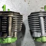 αμμοβολή-κινητήρα